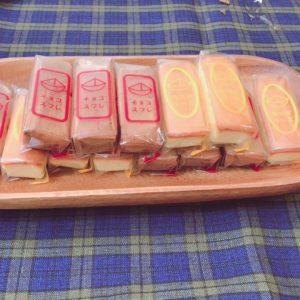 手土産に持って行くと好評の西賀茂チーズ☺︎食べやすいのでついつい何個も食べてしまいます(((╹д╹;)))