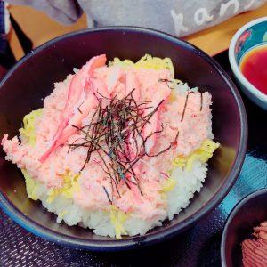 カニ丼!!