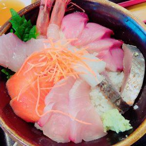 海鮮丼⭐️