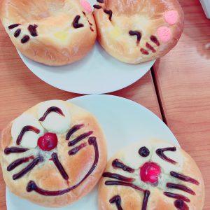 可愛すぎて食べられない!(´_`。)美味しくいただきました♡