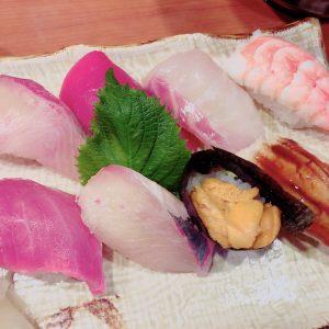 社長美味しいお寿司ごちそうさまです☆