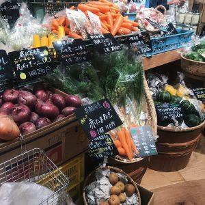 野菜🥕も売ってますよ〜〜❗️❗️