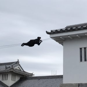 東映太秦映画村へ行ってきました☆